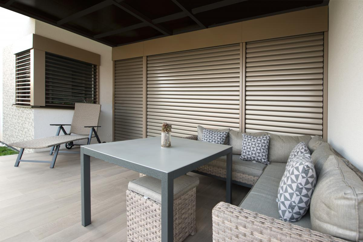 External blinds | External blind Protal