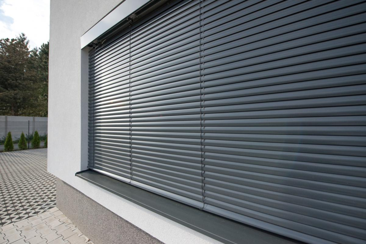 External blinds | External blind EXT-50 H