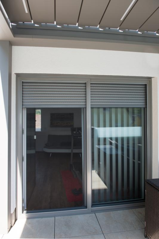 Insect screens | Sliding insect screens | Sliding insect screens in a frame R2